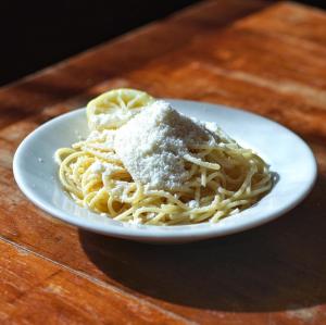 Supper Spagetti Al Limone